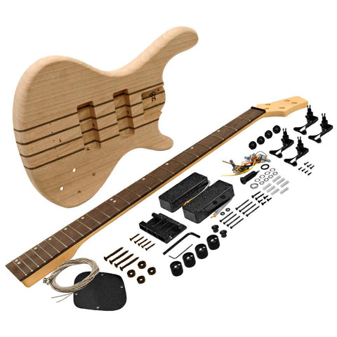 SADIYG-20 - Premium Professional Style Bass Electric DIY Guitar Kit