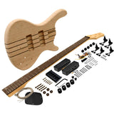 SADIYG-21 - Premium Modern Style 5 String Bass Electric DIY Guitar Kit
