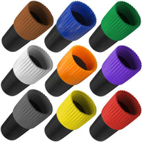 "SAPT275 - Colored Cable Boots for 1/4"" Connectors"