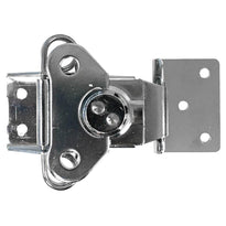 SARHW31 - Heavy Duty Large Butterfly Latch & Keeper Surface Mount Low Profile Design
