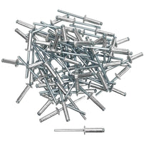SARHW45 - 50 Pack of 1/2 Inch Pop Rivets for PA DJ Rack Road Case Construction and Repair