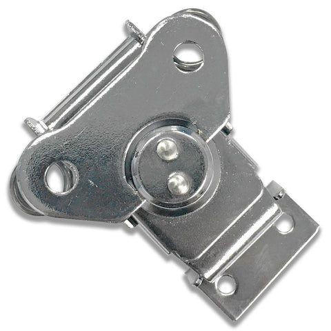 SARHW55 - Heavy Duty 2.5 Inch Butterfly Latch & Keeper for PA DJ Gear - Surface Mount Stainless