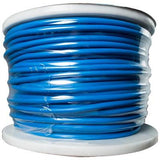 Blue 22 Gauge Instrument/Guitar Cable Cord - 100 Meter Spool