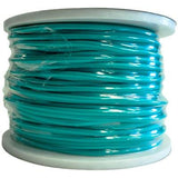 Green 22 Gauge Instrument/Guitar Cable Cord - 100 Meter Spool