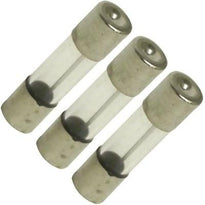 AmpBulb-3Pk - 3 Pack of Small fuses for Amplifiers
