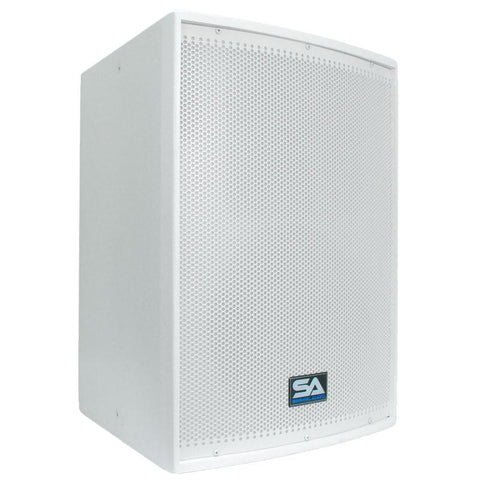 "Arctic 12 Premium White 12"" Loudspeaker or Monitor - Church Series"