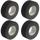 Gaffer's Tape - Black - 2 inch (4 Pack)