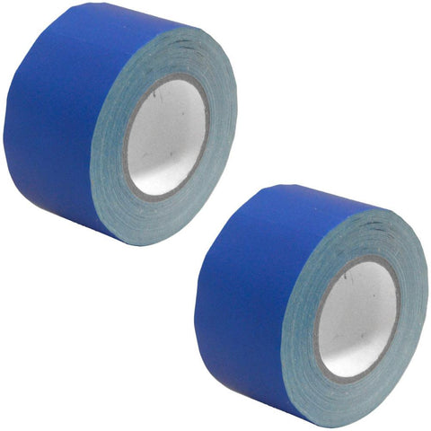 Gaffer's Tape - Blue - 3 inch (2 Pack)