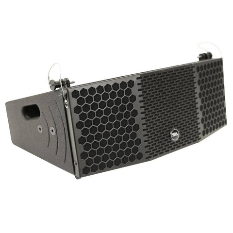 CLA-2x5 - Compact 2x5 Line Array Speaker with Titanium Compression Driver