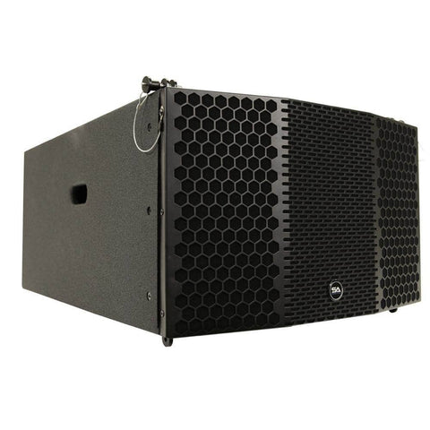 CLA-310 - Compact 3x10 Line Array Subwoofer