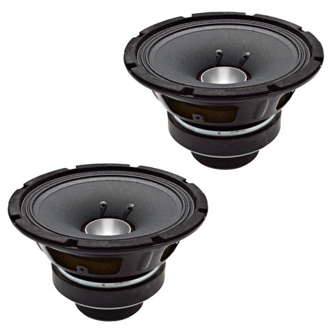 CoAx-8 - Pair of 8 Inch Coaxial Speakers