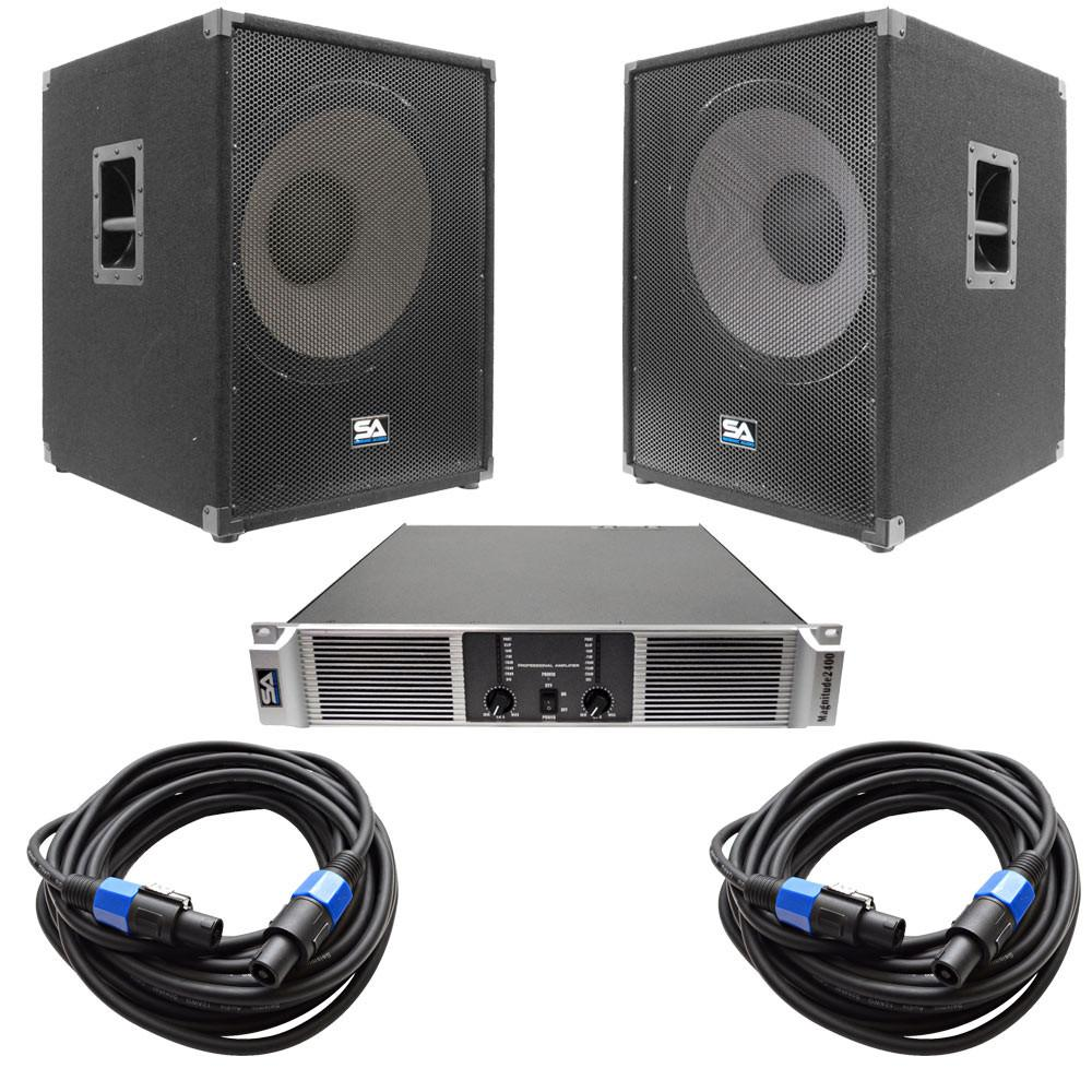 18 subwoofer bass cabinet 1000 watts rms 18 inch sub cab 18 sub woofer 18 subs power. Black Bedroom Furniture Sets. Home Design Ideas