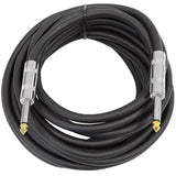 "FS20 1/4"" to 1/4"" Speaker Cable 20' (Pair)"