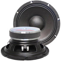 "Jolt-8 - (Pair) 8"" Bass Guitar Speaker Woofer 175 W RMS"