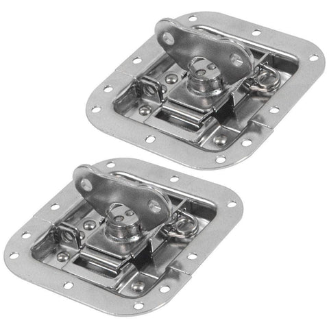 SAHW1 (2 Pack) - Butterfly Latches for Rack Cases and Pedal Board Cases