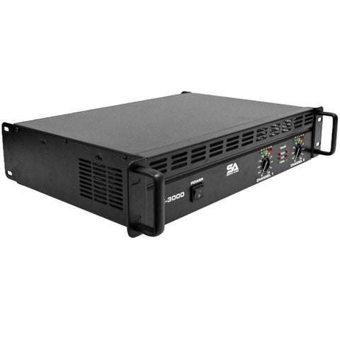 LE-3000 Power Amplifier