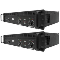 LE-3000 Power Amplifier (Pair)