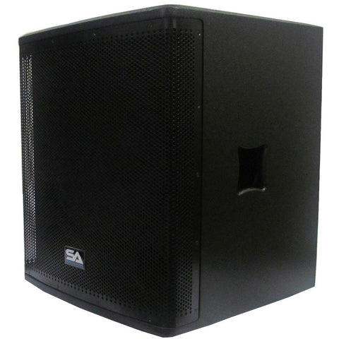 "Magma-118S-PW - Active 18"" High Power Subwoofer Cabinet"
