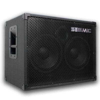 bass guitar cabinets guitar cabinets for bass seismic audio speakers seismicaudio. Black Bedroom Furniture Sets. Home Design Ideas