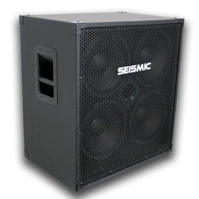 MB-410 4x10 Bass Cabinet / Tolex Cover with Volume Control