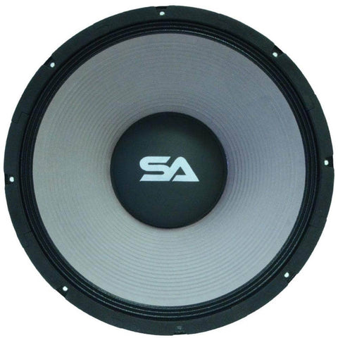 "New Madrid - 18"" Aluminum frame Subwoofer Driver Speaker"