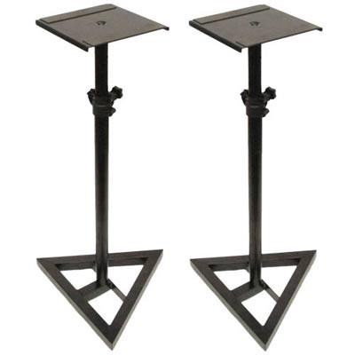 Steel Monitor or Amp Stand (Pair)