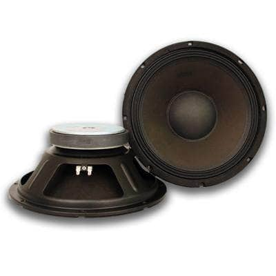 "Quake 12"" Steel Frame Speaker Driver 4 Ohm (Pair)"