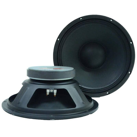 "Quake 12"" Steel Frame Speaker Driver (Pair)"