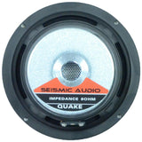 "Quake 6"" Steel Frame Speaker Driver (Pair)"