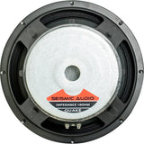 "Quake 10"" Loudspeaker - Steel Frame Drivers for PA Speakers 16 Ohm (Pair)"