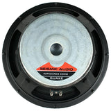 "Quake 10"" Steel Frame Speaker Driver 4 Ohm (Pair)"