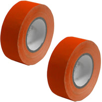 Gaffer's Tape - Red - 2 inch (2 Pack)