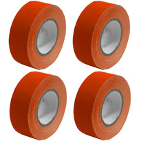 Gaffer's Tape - Red - 2 inch (4 Pack)