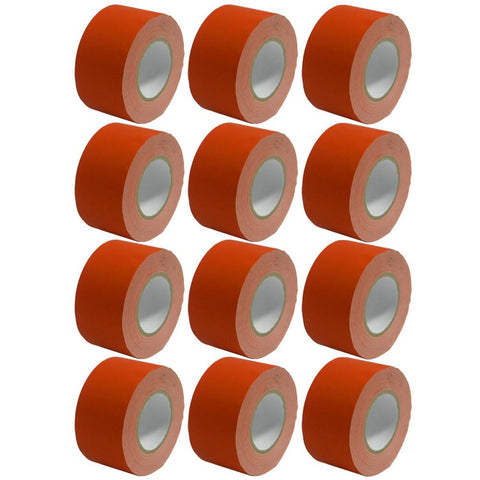 Gaffer's Tape - Red - 3 inch (12 Pack)