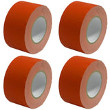 Gaffer's Tape - Red - 3 inch (4 Pack)