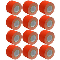 Gaffer's Tape - Red - 4 inch (12 Pack)