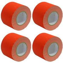 Gaffer's Tape - Red - 4 inch (4 Pack)