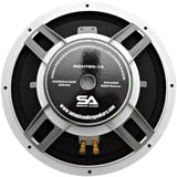 "Richter-15 - (Pair) 15"" Raw Speaker/Woofer 250 W RMS"