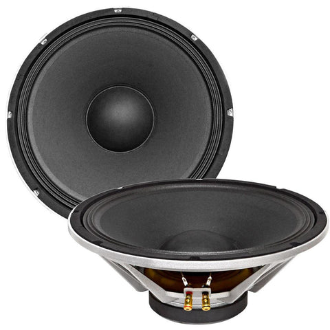 "Richter-12 - (Pair) 12"" Raw Speaker/Woofer 225 W RMS"