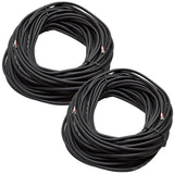 RW100 - Two Raw Wire Speaker Cable 100'