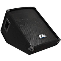 "SA-10M 10"" Wedge Floor Stage Monitor or Speaker"