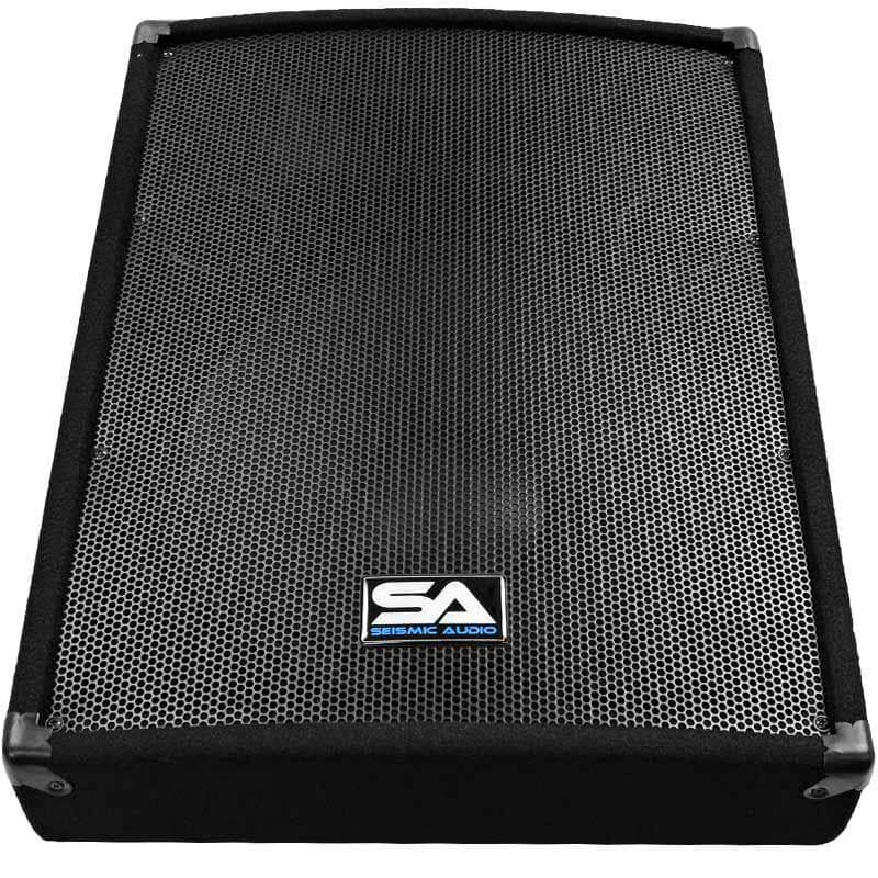 Active 15 Inch Floor Studio Stage Monitor Wedge