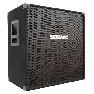 4x10 Bass Guitar Speaker Cabinet with Horn