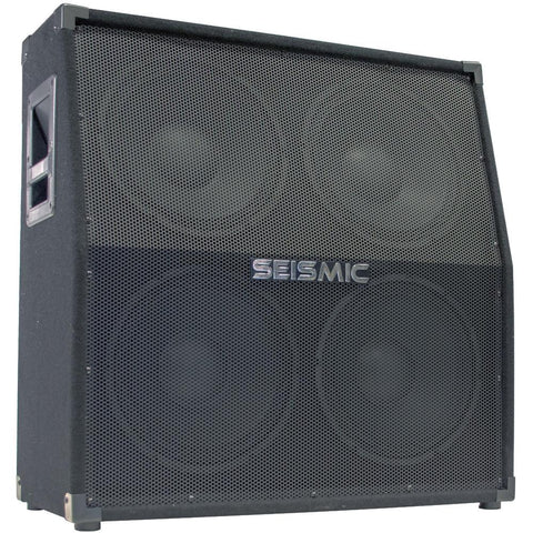 Slant Top 4x12 Guitar Speaker Cabinet