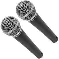 SA-M30 Pair of Dynamic Microphone for Vocals