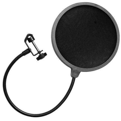 Microphone Wind Screen Pop Filter