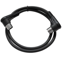 SAMIDI3R - MIDI Right Angle 5 Pin Data Cable - 3 Feet