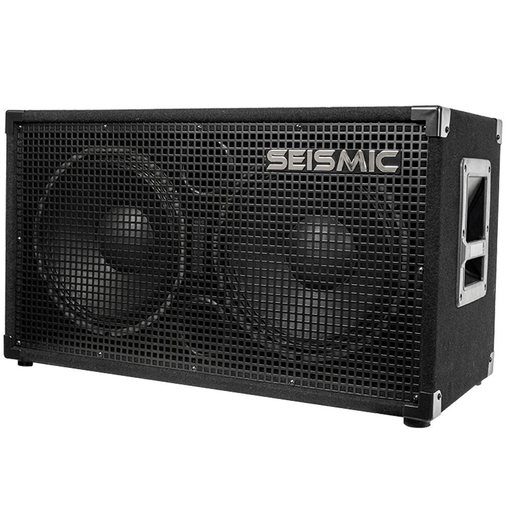 212 guitar speaker cabinet 2x12 guitar cab 4 ohms seismicaudio. Black Bedroom Furniture Sets. Home Design Ideas