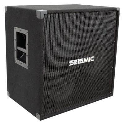 3x10 bass guitar cabinet with horn 310 bass cab seismicaudio. Black Bedroom Furniture Sets. Home Design Ideas