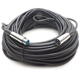 SADMX100 - 100 Foot Premium Heavy Duty DMX Cable (2 Pack)
